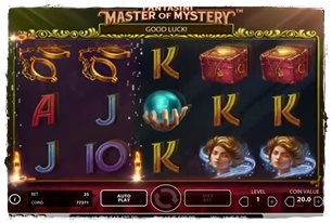 Fantasini: Master of Mystery Slot Review