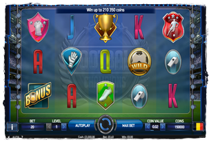 Football: Champions Cup Slot Review
