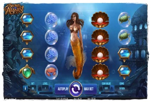 Secret of Atlantis Slot Review
