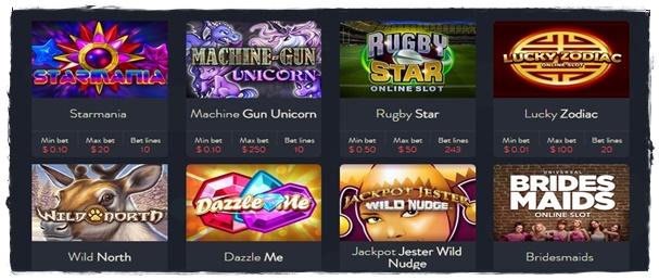 betspin casino games and slots