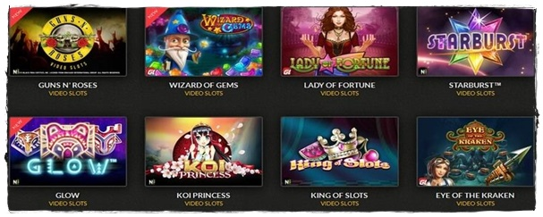 casino cruise games and slots