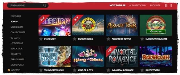 guts casino games and slots