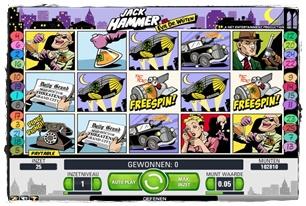 Jack Hammer 1 Slot Review