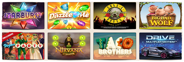 leo vegas casino games and slots