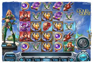 Cloud Quest Slot Review