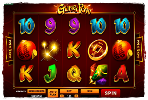 Gung Pow Slot Review