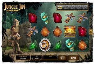 Jungle Jim – El Dorado Slot Review
