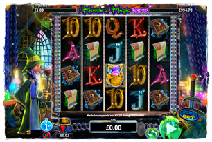 Merlin's Magic Respin Slot Review