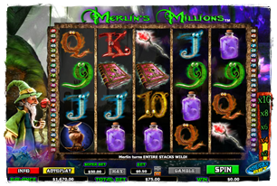 Merlin's Millions Slot Review