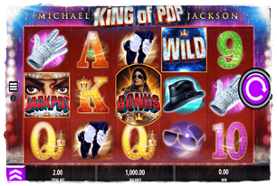 Michael Jackson – King of Pop Slot Review
