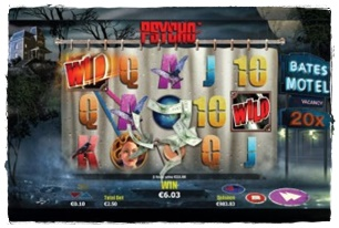 Psycho Slot Review
