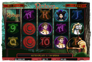 Robyn Slot Review