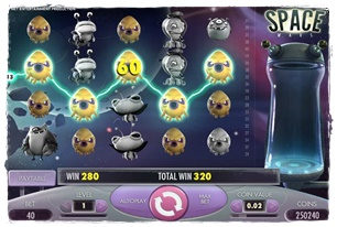 Space Wars Slot Review