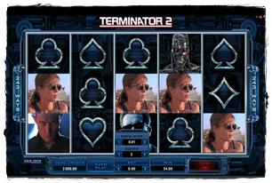 Terminator 2 Slot Review