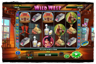 Wild West Slot Review