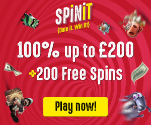 Spinit Casino Bonus Review