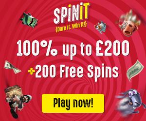 Spinit Casino Bonus Review