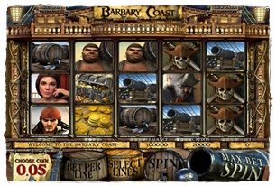 Barbary Coast Slot Review