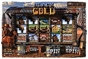 Black Gold Slot Review