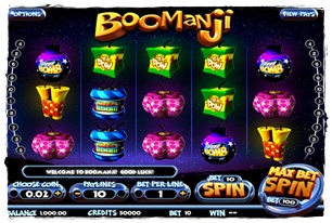 Boomanji Slot Review
