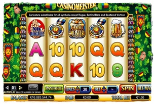 Casino Meister Slot Review