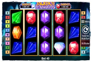 Diamond Jackpot Slot Review