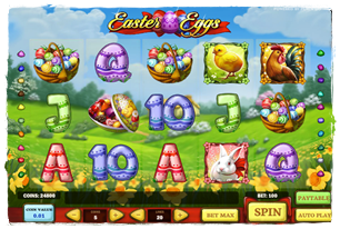Easter Eggs Slot Review