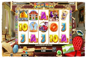 Foxin' Wins Slot Review