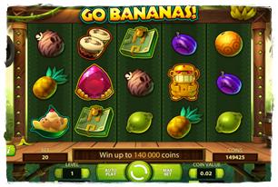 Go Bananas! Slot Review