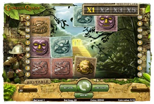 Gonzo's Quest Slot Review