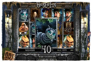 House of Fun Slot Review