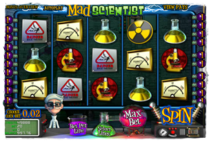 Mad Scientist Slot Review