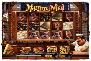 Mamma Mia Slot Review