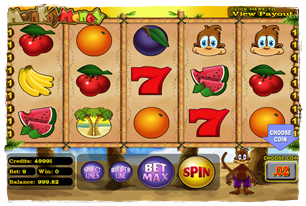 Monkey Money Slot Review