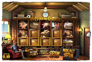 Ned and his friends Slot Review