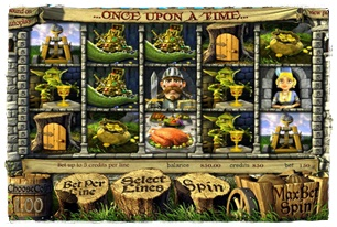 Once Upon A Time Slot Review