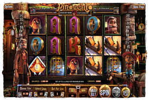 Pinocchio Slot Review