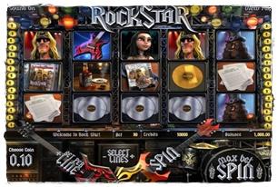 RockStar Slot Review