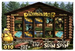 The Exterminator Slot Review