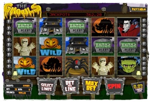 The Ghouls Slot Review