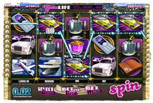 The Glam Life Slot Review