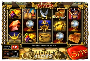 Three Wishes Slot Review