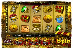 Treasure Room Slot Review