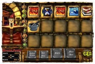 Wizards Castle Slot Review