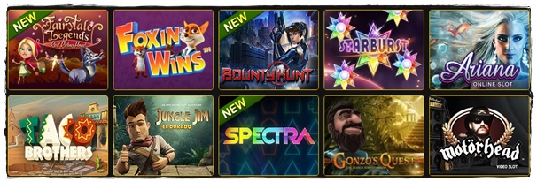 millionaire casino games and slots
