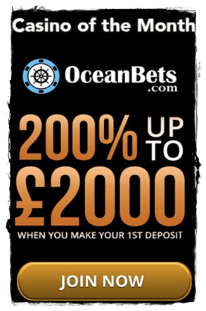 Oceanbets Bonus Review