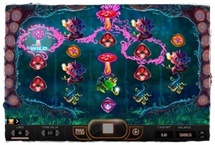 Magic Mushrooms Slot Review