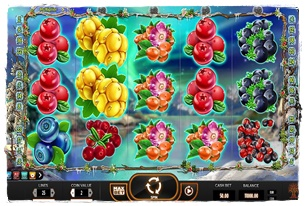 Winter Berries Slot Review