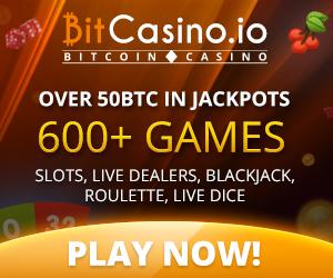 Bitcasino.io Bonus Review