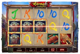 Huangdi: The Yellow Emperor Slot Review